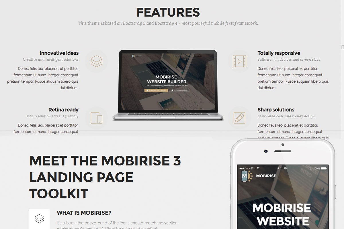 Mobile Responsive Web Site Builder Review
